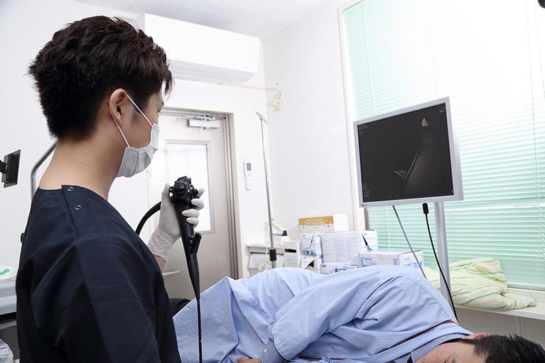 消化器科(胃腸科・内視鏡科)